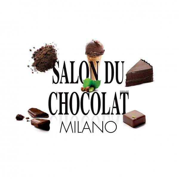Vi aspettiamo al Salon du Chocolat di Milano!